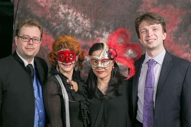 Pierre Leblanc, Sophie Pascal (PRM), Bonnie Mak, and Artem Ploujnikov