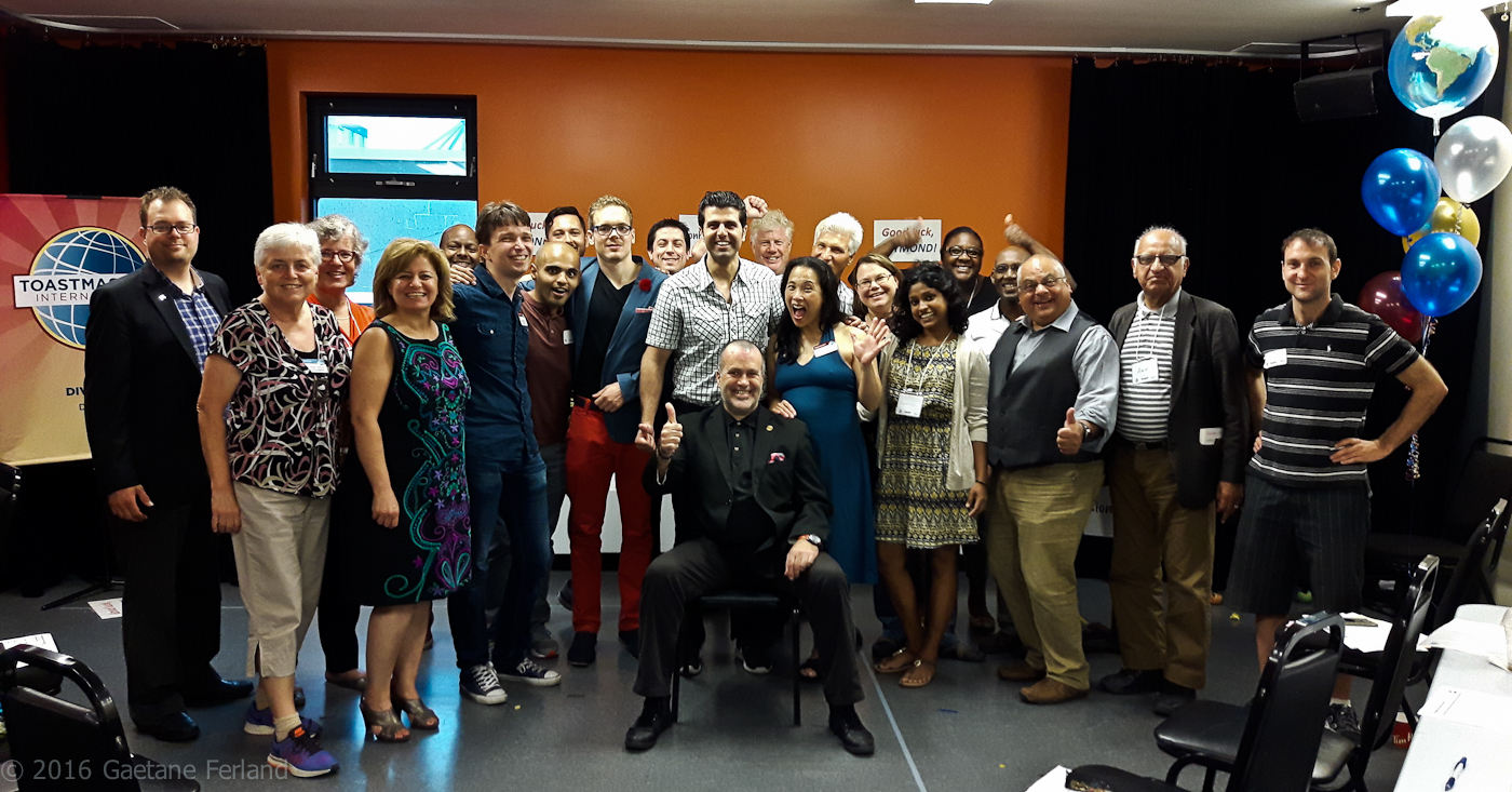 Thanks to everyone who made this meeting so much fun! And thanks to Ganesh Santhar for snapping this shot.
